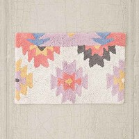 Plum & Bow Samia Kilim Bath Mat- Pink One