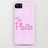 The Plastics - from the movie Mean Girls iPhone & iPod Case by AllieR