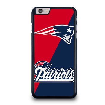 NEW ENGLAND PATRIOTS iPhone 6 / 6S Plus Case Cover