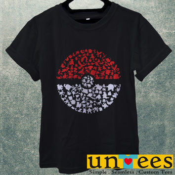 Low Price Men's Adult T-Shirt - Who is That Pokemon design