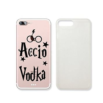 Accio Vodka Iphone 7 Case, Clear Iphone Hard Cover Case For Apple Iphone 7 Emerishop (VAE302.7sl)