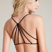 Strappy Back Bralette