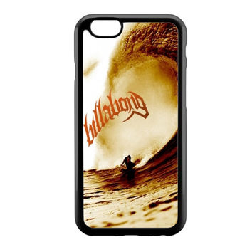 billabong surf gold iPhone 6 Case