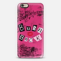 The Burn Book - from the movie Mean Girls iPhone 6 case by Allison Reich | Casetify