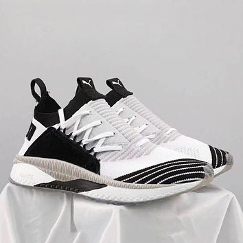 PUMA TSUGI JUN Cubism Woman Men Sneakers Sport Shoes