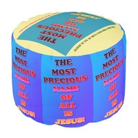 The Name Jesus Is The Most Precious Of All! Pouf