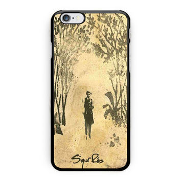 Sigur Ros Beauty Art Cover Design iPhone 6 Plus Case