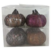 8ct Halloween Lace Mini Pumpkins - Hyde and Eek! Boutique™
