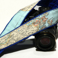 dSLR Camera Strap. World Map Camera Strap. Canon Camera Strap. Nikon camera Strap. Camera Accessories