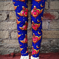 Moon Crisis LEGGINGS