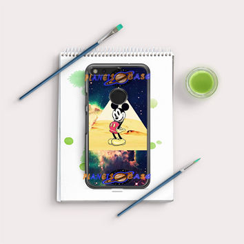 disney Mickey mouse Hipster Triangle Galaxy Google Pixel Case Planetscase.com