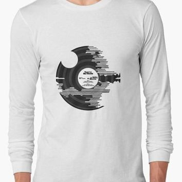 Star Wars - Death Star Vinyl WHITE FULL SLEEVES