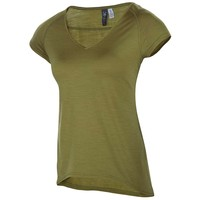 Ibex Ginny Tee - Women's Small - Insect Green