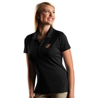 Antigua Baltimore Orioles Xtra-Lite Desert-Dry Pique Performance Polo - Women's, Size: