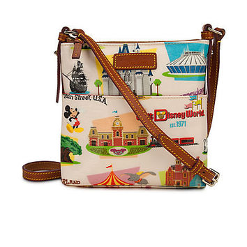 Walt Disney World Letter Carrier Bag by Dooney & Bourke - Retro | Disney Store