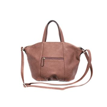 Brown Convertible Satchel Joy Susan