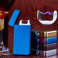 15 Style Electronic Lighter Arc USB Charging