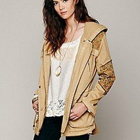 Free People  Crafted Cloth Tapestry Jacket  at Free People Clothing Boutique