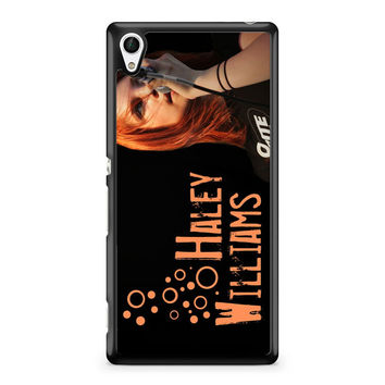 Hayley Williams Paramore Celebrity Sony Xperia Z4 Case