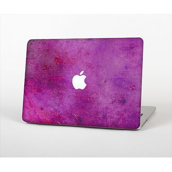 """The Purple Water Colors Skin Set for the Apple MacBook Air 13"""""""