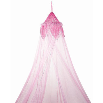 Three Cheers For Girls! In My Room Fantasy Bed Canopy   Wayfair