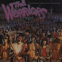 The Warriors - CD - (with Bonus Tracks) Original Soundtrack Reissue