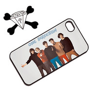 iPhone 4 case iPhone 4s case 1D One Direction also available for iphone 5, itouch, S3, Blackberry Use drop down menu