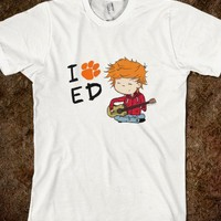 I love Ed Sheeran - One Direction & Ed Sheeran :)
