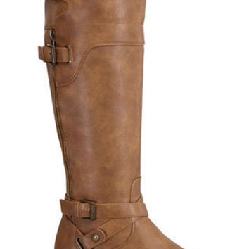 Fall Frolic Boots - Tan