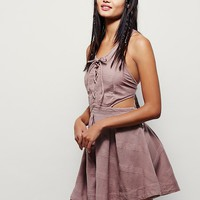 Free People Jump To It Mini Dress