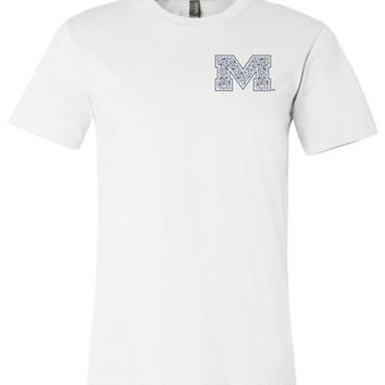 Official NCAA University of Mississippi Rebels Ole Miss Hotty Toddy Unisex T-Shirt - 67LOLM
