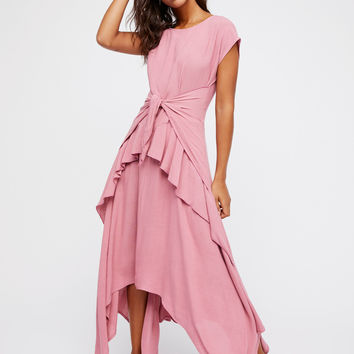Free People Kenzie Midi Dress