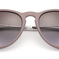 Ray-Ban RB4171 600068 54-18 ERIKA CLASSIC Brown sunglasses | Official Online Store US