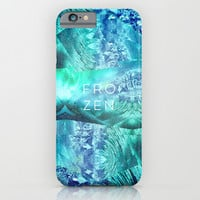 FROZEN II - for iphone iPhone & iPod Case by Simone Morana Cyla