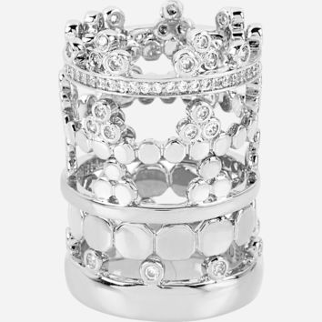 Luxe Downtown Stack Ring
