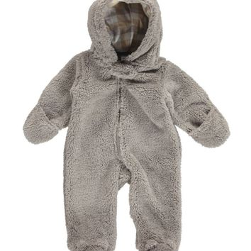 Carters Baby Clothing Outfit Boys Hooded Sherpa Bunting