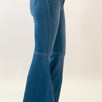 Free People Just Float On Flares - Blue