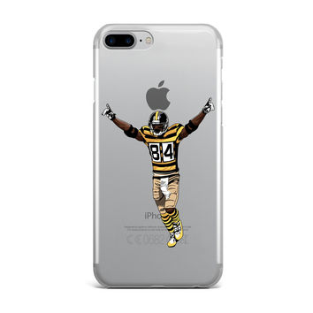 ANTONIO BROWN STEELERS CUSTOM IPHONE CASE