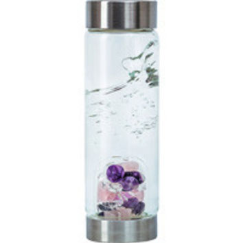 Gemstone water Bottle - Wellness