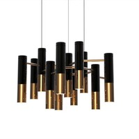 Brass Chandelier Ike Collection by Delightfull