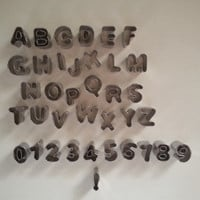 letter molds for baking . numerical molds . baking molds . small letter cookie cutters . clay molds cutters . letter molds for clay