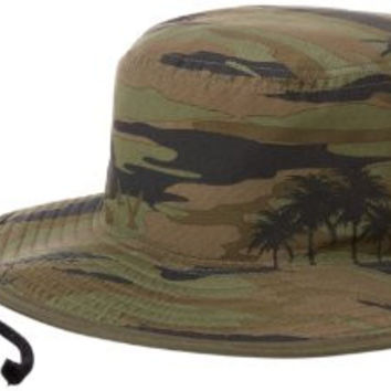 O'Neill Men's Draft Printed Bucket Hat, Camo, One Size