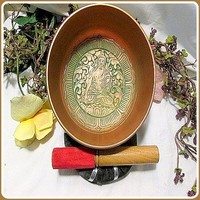 Meditation Singing Bowl & Striker