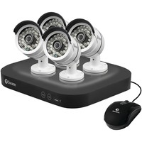 Swann 8-channel 1080p Dvr With 4 Pro-t858 Cameras