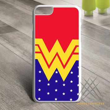 Wonder Woman inspired Custom case for iPhone, iPod and iPad