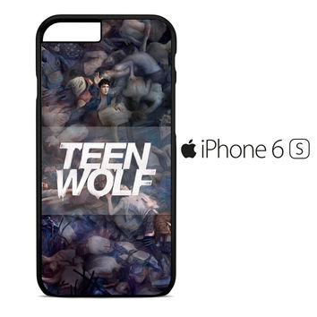 Teen Wolf Sesion 5 iPhone 6S Case