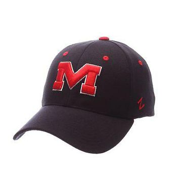 Licensed Mississippi Rebels Official NCAA ZH Large Hat Cap by Zephyr 851715 KO_19_1