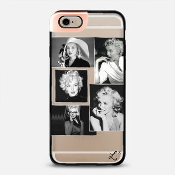Faces of Marilyn Monroe iPhone 6 case by Love Lunch Liftoff | Casetify