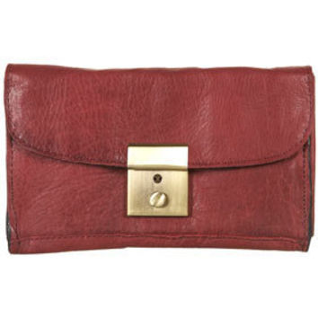 Vintage Tan Leather Purse - New In This Week  - New In