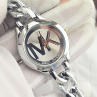 MK Ladies Watch Stylish  Korean Fashion Bracelet Watch